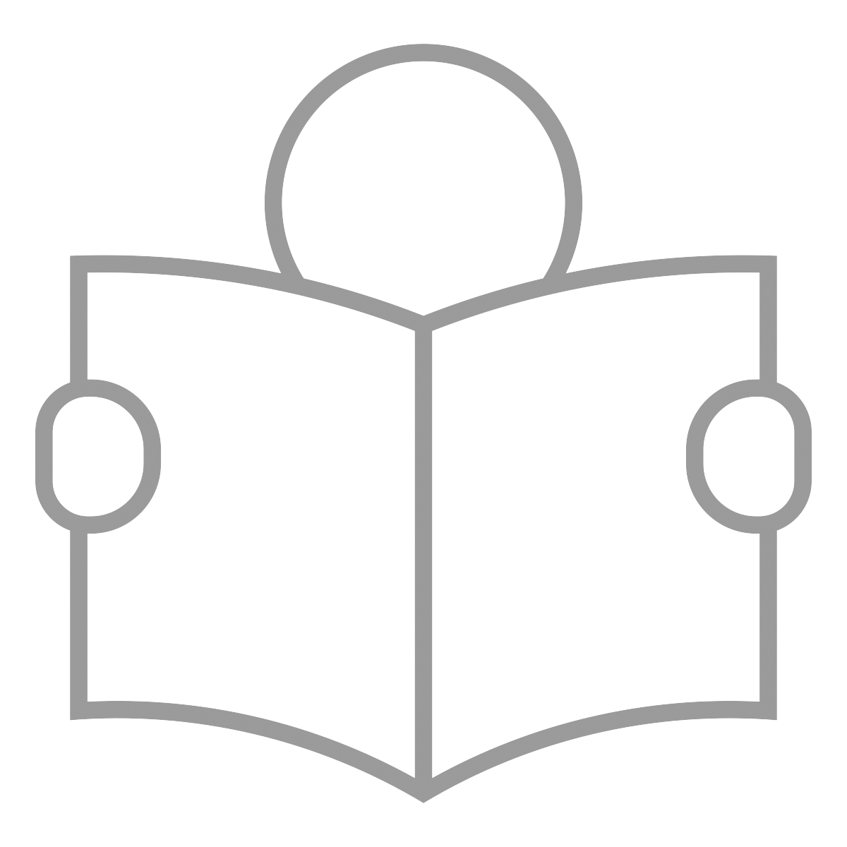 Cognitive Reading Icon
